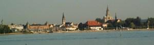 Blick auf Konstanz