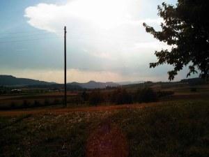 Hügelland